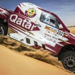 VICTORY FOR TOYOTA AS AL-ATTIYAH CLINCHES ABU DHABI DESERT CHALLENGE