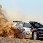 Qatar's Al-Attiyah confirms Jordan Rally defence