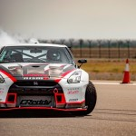 Nissan GT-R Breaks the GUINNESS WORLD RECORDS title for Fastest Drift