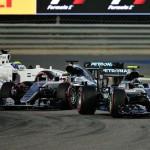 Nico Rosberg wins F1's Bahrain Grand Prix as Hamilton and Vettel suffer