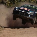 Argentina countdown: rally route