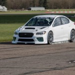 Subaru and Prodrive team up for Isle of Man record attempt