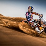 Abu Dhabi is a happy hunting ground for Red Bull Desert Wings