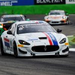 A Maserati one-two at Monza in the Competition102 GT4 European Series Fine results in the AM category