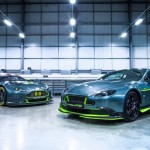 Aston Martin Vantage GT8 blurs line between race car and road car