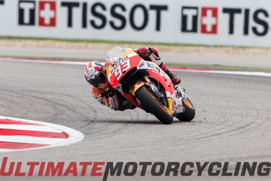 MotoGP Americas: Imperious Marquez reigns – Rossi, Dovi misery – Rallystar
