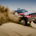 MINI starts title defence of FIA Cross Country Rally World Cup