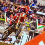 Ryan Dungey secures seventh victory at Indianapolis Supercross