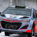 Breaking News: Paddon rolls on SS5 in Portugal; fire guts car