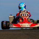 KARTERS BRAVE MISERABLE CONDITIONS AT ZWARTKOPS