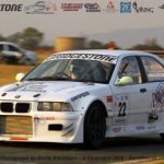 Action packed BMW Club Racing