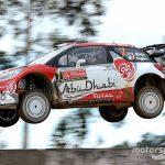 Portugal WRC: Meeke grabs early advantage from Ogier
