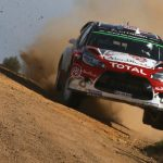 SS12: Saturday treble for leader Meeke