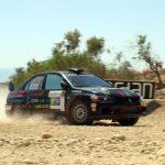 Jordanian women take on the rallying challenge