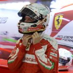 "Sebastian Vettel: ""There is a chance to have a good race"""