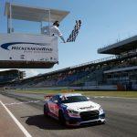 Sheldon van der Linde dominates season opener in Audi Sport TT Cup