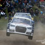 Belgium WRX: Ekstrom beats Loeb to take championship lead