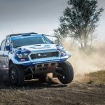 NWM Ford Performance Wins Class T at Vredefort Super Sprint Race