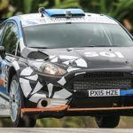 Evans, Parry heading Sol Rally
