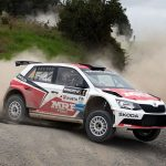 Top flight entry for International Rally of Queensland