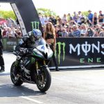 Isle of Man TT 2016: Ian Hutchinson continues supersport domination as Michael Dunlop is disqualified
