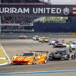 Liu and Rizzo take the new Ferrari 488 to victory in Thailand