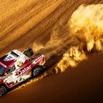 Attiyah tops four-car Overdrive Racing team at Italian Baja