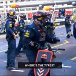 Red Bull?s bungled pit stop