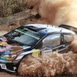 SS3: Fighting Ogier leads in Sardinia