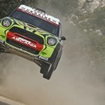 Rally Italia Sardegna countdown: route
