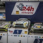 A historic quadruple victory for Mercedes-AMG in the 2016 24-hour race