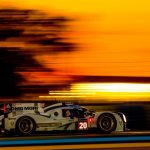 Porsche sweeps front row, Ford on GTE-Pro pole at Le Mans