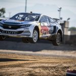 Red Bull GRC Field Chases Tanner Foust to Dallas