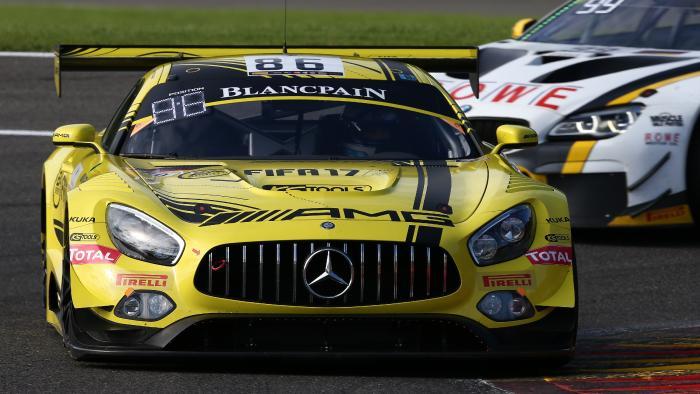 AMG Mercedes Spa