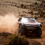 Carlos Sainz will participate in the Baja Aragon 2016 with Peugeot