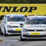 Fast, frantic and exciting race day for Engen Volkswagen Cup in East London