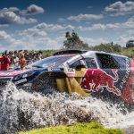 SILK WAY RALLY – LEG 5 : CYRIL DESPRES RECOVERS THE LEAD AS STÉPHANE PETERHANSEL HITS TROUBLE