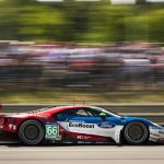 WEC battle heats up in Germany for Ford Chip Ganassi Racing