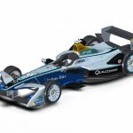 Formula E to race with new front wing