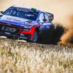 Paddon won't bow down to Ogier's moaning