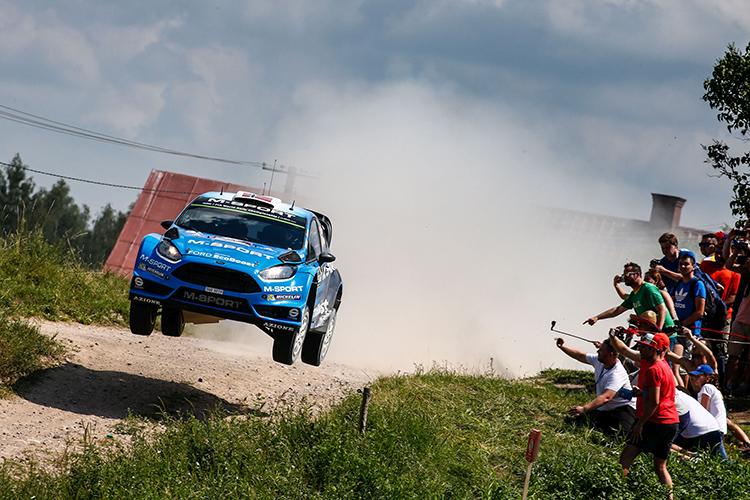 2016 FIA World Rally Championship / Round 07 /  Rally Poland // June 30 - July 03, 2016 // Worldwide Copyright: M-Sport/McKlein