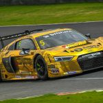 GT Asia Series win #2 for Audi and Phoenix Racing Asia at Okayama