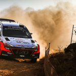 Finland WRC: Meeke extends lead as battle for third tightens