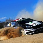 Tanak spurred on by Poland near miss