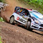 SS1: Honours even after Finland opener