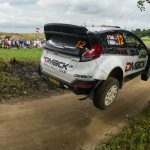 Tänak treble secures Rally Poland lead