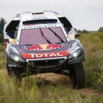 Peterhansel back in control at Silk Way Rally