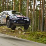 High speed Finland roads pose tough challenge for co drivers