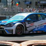 Team Novadriver second in Portimão with the Golf GTI TCR