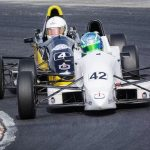 Dream weekend for Investchem Formula Ford racer Brummer, in East London